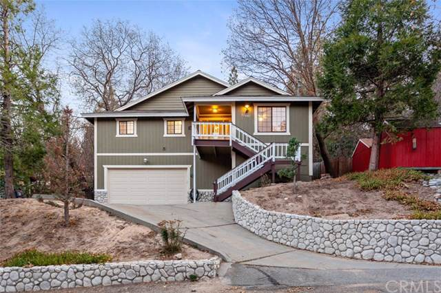 27487 Nancy Drive, Lake Arrowhead, CA 92326 (#CV19263442) :: J1 Realty Group