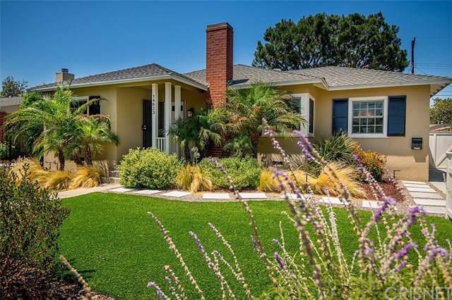 14623 La Maida Street, Sherman Oaks, CA 91403 (#SR19250434) :: RE/MAX Masters