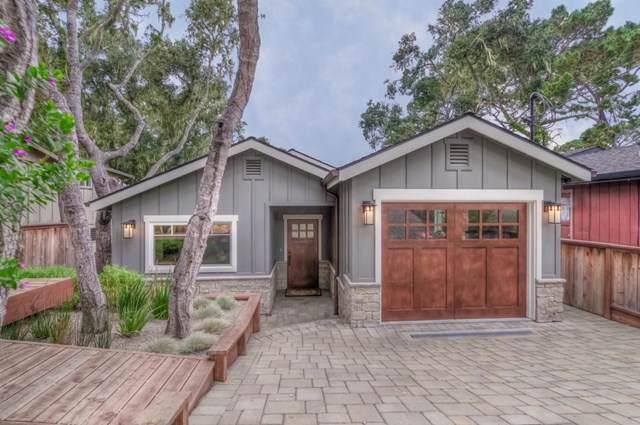 1020 Benito Avenue, Pacific Grove, CA 93950 (#ML81775358) :: J1 Realty Group