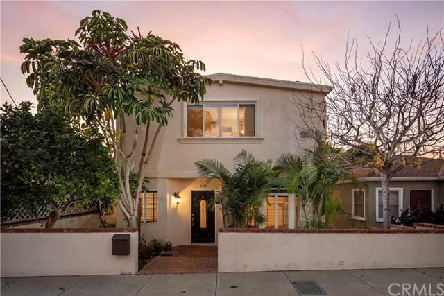 2017 Ava Avenue, Hermosa Beach, CA 90254 (#SB19263515) :: J1 Realty Group