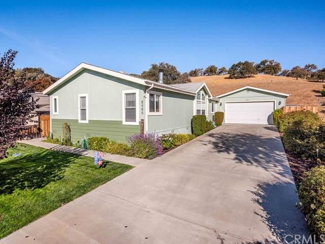 2565 Bridle Trail Lane, Paso Robles, CA 93446 (#SP19256628) :: RE/MAX Parkside Real Estate