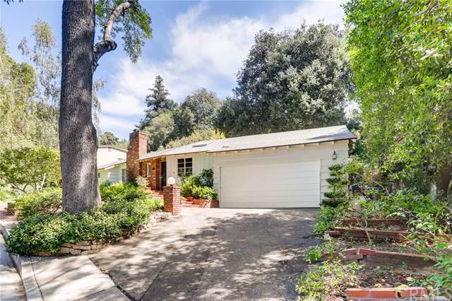 1050 Stoneridge Drive, Pasadena, CA 91105 (#TR19263982) :: The Brad Korb Real Estate Group