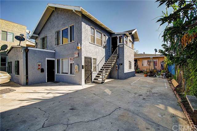 870 Martin Luther King Jr. Ave, Long Beach, CA 90813 (#CV19260492) :: Rogers Realty Group/Berkshire Hathaway HomeServices California Properties
