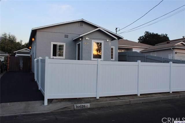 10626 Mcvine Avenue, Sunland, CA 91040 (#319004531) :: J1 Realty Group