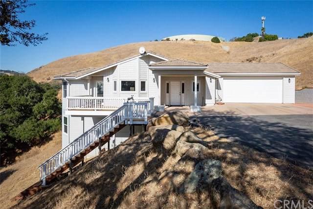 9500 Corona Road, Atascadero, CA 93422 (#NS19264091) :: RE/MAX Parkside Real Estate