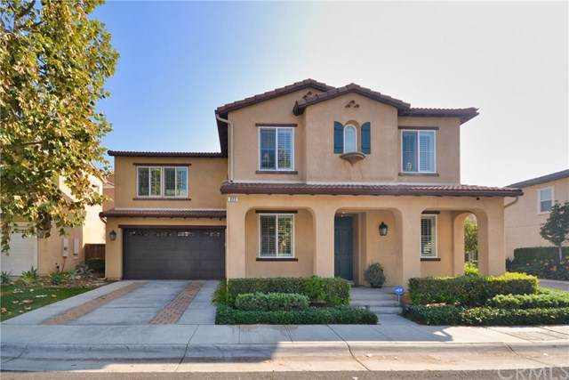 322 W Pebble Creek Lane, Orange, CA 92865 (#TR19263539) :: Fred Sed Group