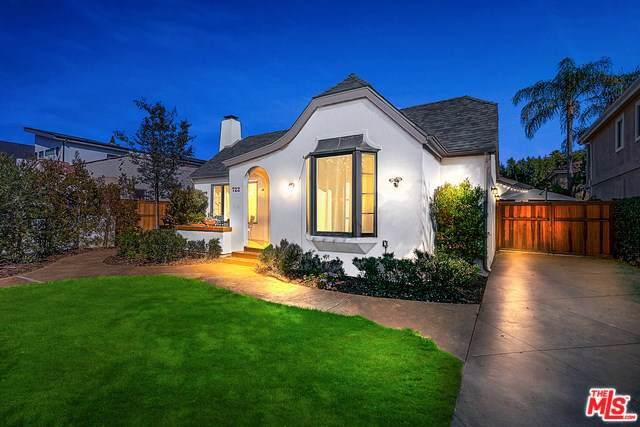 722 N Mccadden Place, Los Angeles (City), CA 90038 (#19525712) :: Keller Williams Realty, LA Harbor