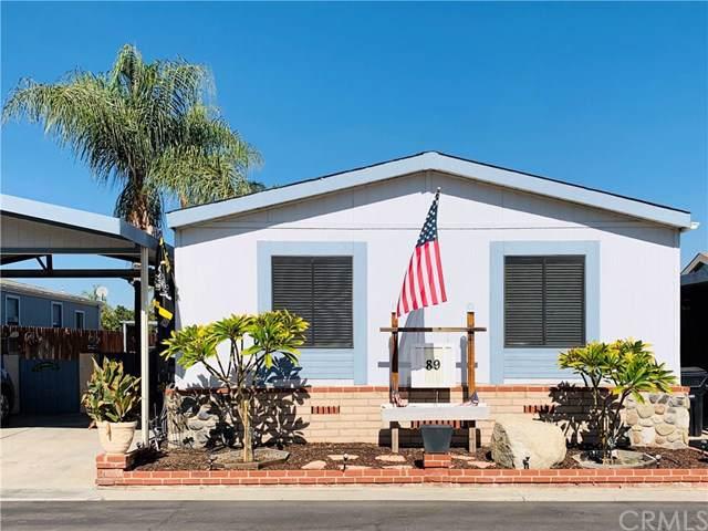 21650 Temescal Canyon Road #89, Corona, CA 92883 (#IG19264102) :: eXp Realty of California Inc.