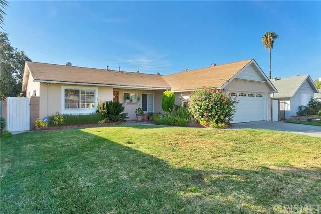 6645 Berquist Avenue, West Hills, CA 91307 (#SR19264120) :: Legacy 15 Real Estate Brokers