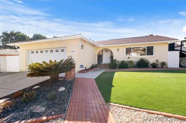 7516 Rowena St, San Diego, CA 92119 (#190061258) :: The Brad Korb Real Estate Group