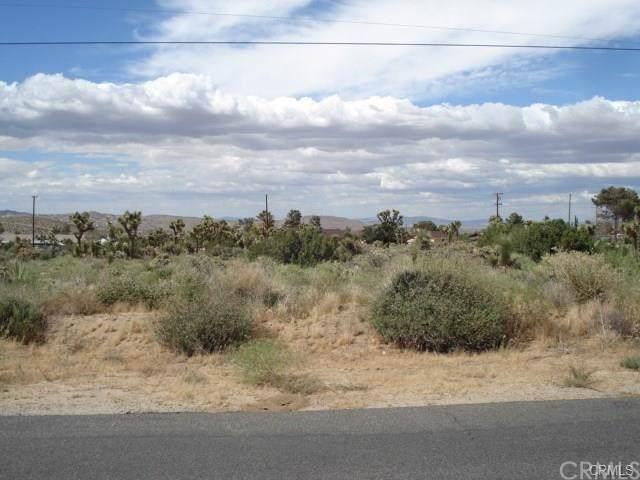 0 San Andreas Road, Yucca Valley, CA 92284 (#JT19264217) :: RE/MAX Empire Properties