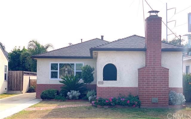 4782 W 141st Street, Hawthorne, CA 90250 (#CV19263960) :: Allison James Estates and Homes