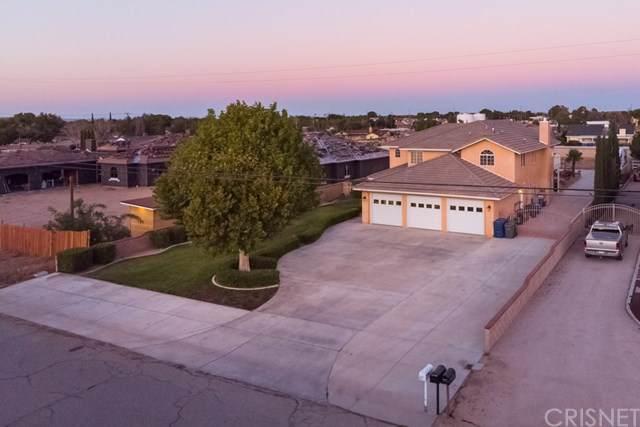 42712 23rd Street W, Lancaster, CA 93536 (#SR19262809) :: A G Amaya Group Real Estate