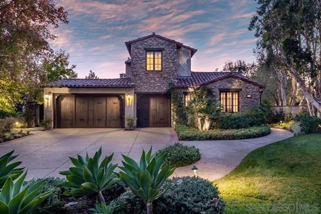 7098 Calle Portone, Rancho Santa Fe, CA 92091 (#190061294) :: Fred Sed Group