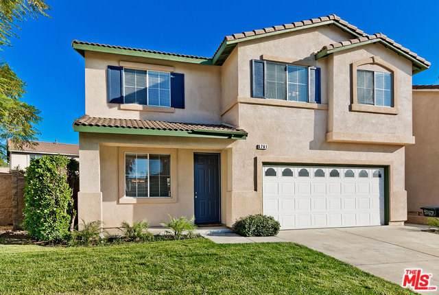5761 Tamarisk Way, Fontana, CA 92336 (#19529766) :: Rogers Realty Group/Berkshire Hathaway HomeServices California Properties