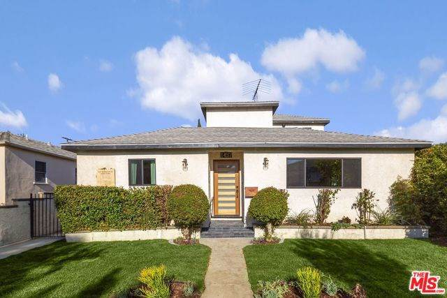 1437 Berkeley Street, Santa Monica, CA 90404 (#19529246) :: California Realty Experts