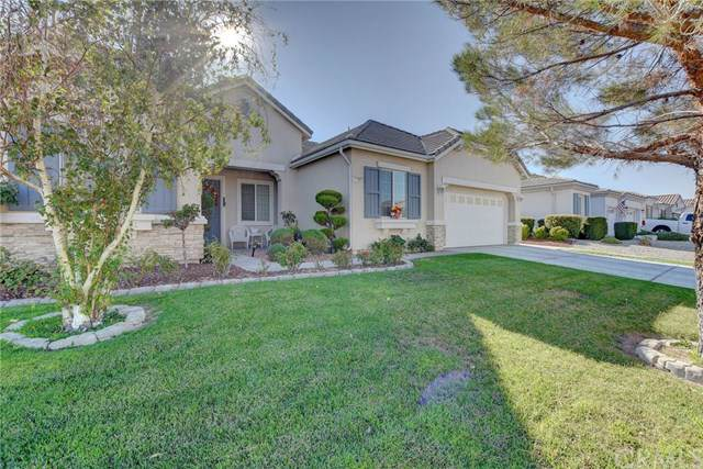 11168 Dandelion Lane, Apple Valley, CA 92308 (#CV19264385) :: J1 Realty Group