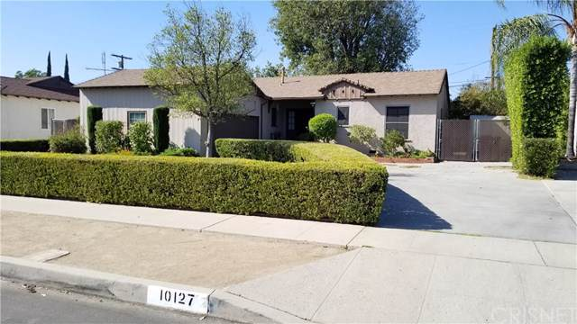 10127 Columbus Avenue, Mission Hills (San Fernando), CA 91345 (#SR19254890) :: The Brad Korb Real Estate Group