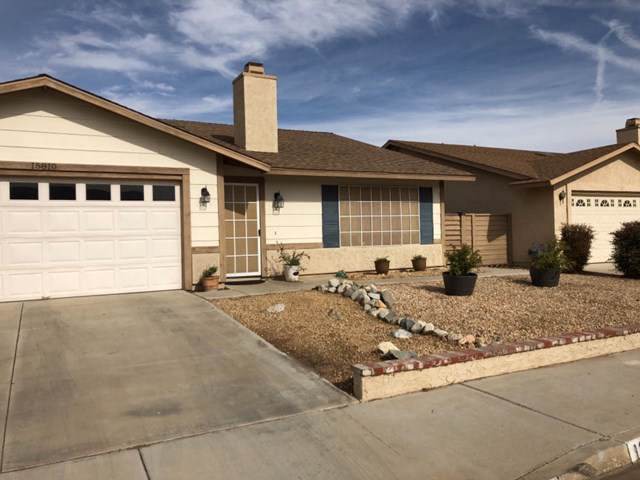 15810 Sandalwood Lane, Victorville, CA 92395 (#519655) :: Realty ONE Group Empire