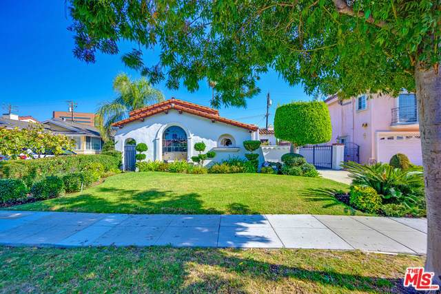 154 N Le Doux Road, Beverly Hills, CA 90211 (#19529892) :: Z Team OC Real Estate