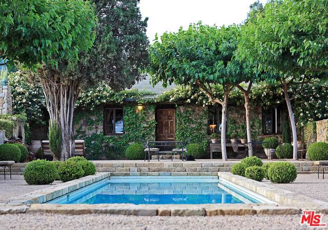 353 Old Baldwin Road, Ojai, CA 93023 (#19529996) :: Sperry Residential Group