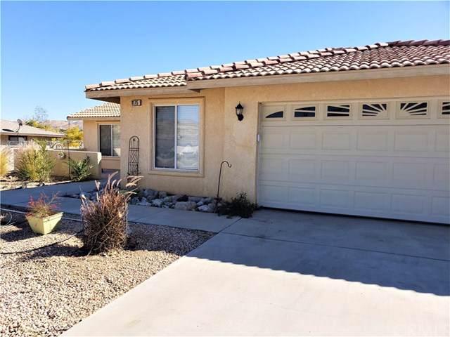 8175 Balsa Avenue, Yucca Valley, CA 92284 (#JT19264464) :: RE/MAX Masters
