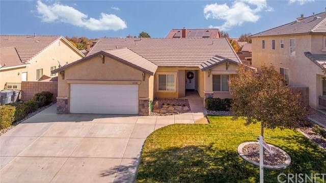 45348 21st Street W, Lancaster, CA 93536 (#SR19264525) :: The Laffins Real Estate Team