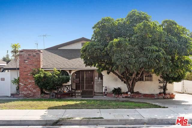 5144 W 141ST Street, Hawthorne, CA 90250 (#19529838) :: RE/MAX Estate Properties