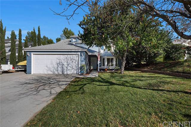 31926 Green Hill Drive, Castaic, CA 91384 (#SR19263790) :: The Marelly Group | Compass
