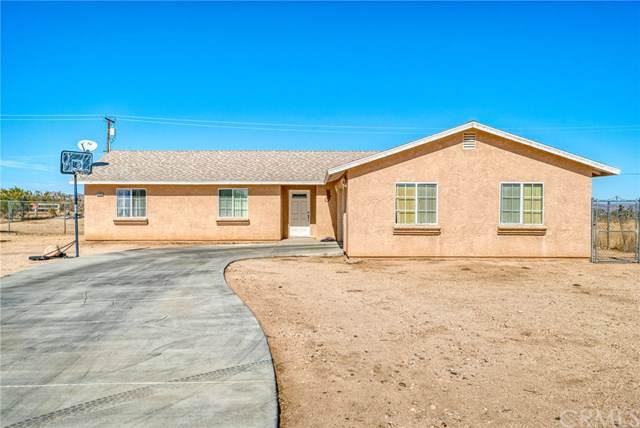 58366 Del Mar Street, Yucca Valley, CA 92284 (#JT19262751) :: Berkshire Hathaway Home Services California Properties