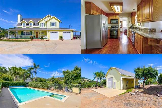 13030 Orchard Vista Rd, Valley Center, CA 92082 (#190061379) :: Rogers Realty Group/Berkshire Hathaway HomeServices California Properties