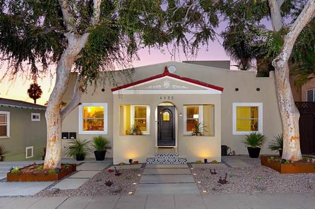 4122 Hamilton Street, San Diego, CA 92104 (#190061413) :: Bob Kelly Team