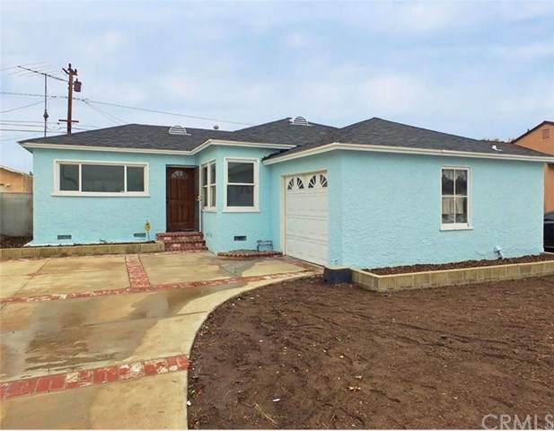 2517 W 144th Street, Gardena, CA 90249 (#DW19264866) :: Millman Team