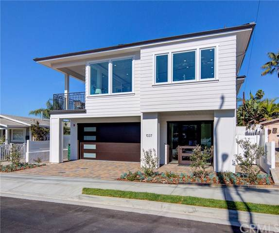 1037 2nd Street, Hermosa Beach, CA 90254 (#SB19264836) :: Go Gabby