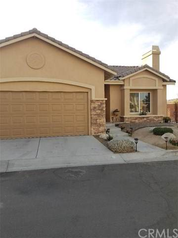7425 Via Real Lane S, Yucca Valley, CA 92284 (#JT19264894) :: RE/MAX Masters