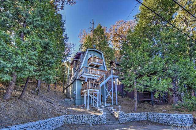 27071 Overlook Lane, Lake Arrowhead, CA 92352 (#EV19265006) :: J1 Realty Group