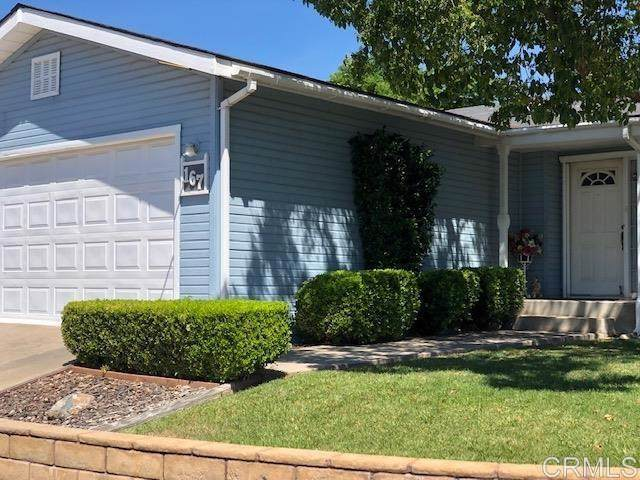 15935 Spring Oaks Rd #167, El Cajon, CA 92021 (#190061466) :: Bob Kelly Team