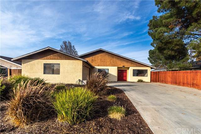 819 Casals Drive, Paso Robles, CA 93446 (#NS19263341) :: Harmon Homes, Inc.