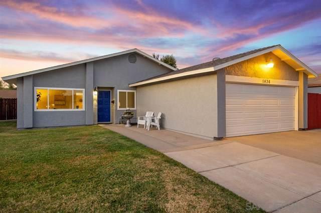 1436 Pearl Pl, Escondido, CA 92027 (#190061498) :: Legacy 15 Real Estate Brokers