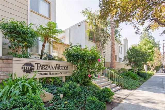 18408 Hatteras Street #16, Tarzana, CA 91356 (#SR19265136) :: Fred Sed Group