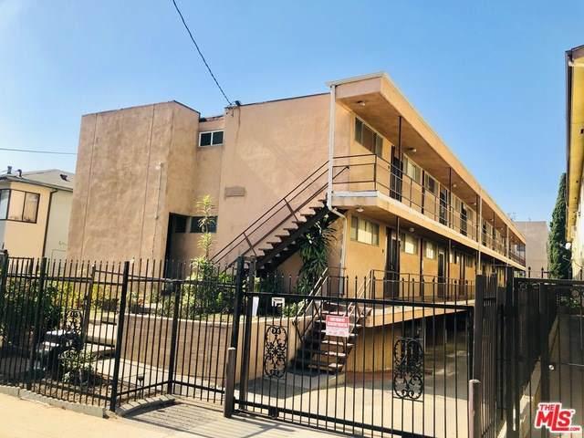 1233 N New Hampshire Avenue, Los Angeles (City), CA 90029 (#19530164) :: Keller Williams Realty, LA Harbor