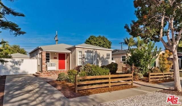 4178 Commonwealth Avenue, Culver City, CA 90232 (#19530256) :: Faye Bashar & Associates