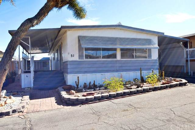 7425 Church Street #51, Yucca Valley, CA 92284 (#JT19265187) :: RE/MAX Masters