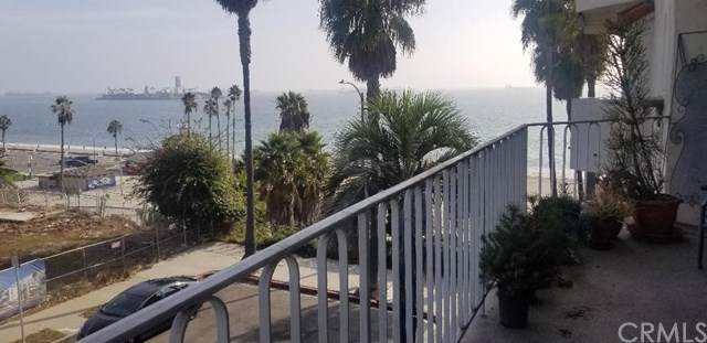25 15th Place #703, Long Beach, CA 90802 (#DW19265222) :: J1 Realty Group