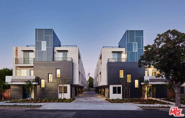 1342 N Sycamore Avenue, Los Angeles (City), CA 90028 (#19530264) :: Keller Williams Realty, LA Harbor