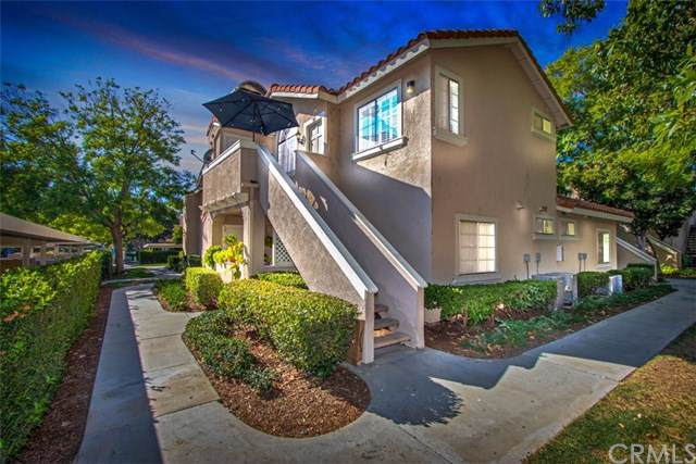 30 Gavilan #184, Rancho Santa Margarita, CA 92688 (#OC19244442) :: The Miller Group