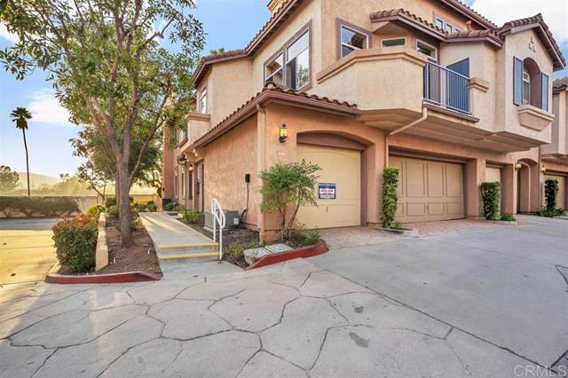 11362 Via Rancho San Diego A, El Cajon, CA 92019 (#190061530) :: J1 Realty Group