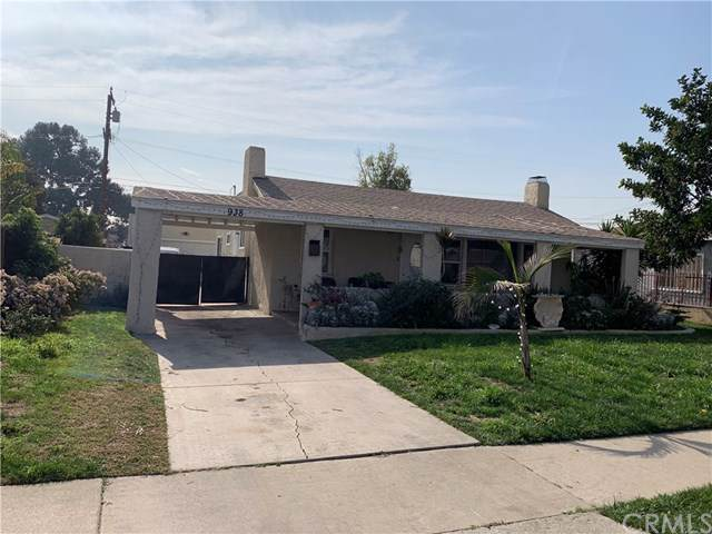938 W 133rd Street, Compton, CA 90222 (#DW19265240) :: The Marelly Group | Compass