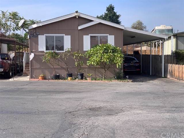 12700 Elliot #281, El Monte, CA 91732 (#DW19265270) :: J1 Realty Group