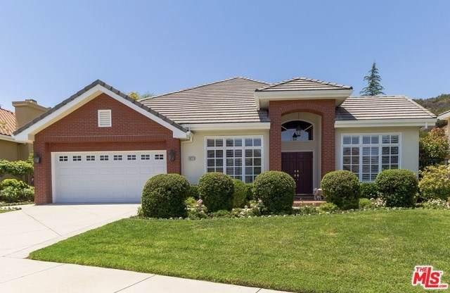 1621 Bushgrove Court, Lake Sherwood, CA 91361 (#19530280) :: RE/MAX Parkside Real Estate
